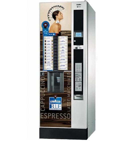 Vending y máquinas expendedoras en Madrid y Segovia - Vending Sierra - Canto