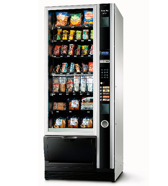 Vending y máquinas expendedoras en Madrid y Segovia - Vending Sierra - Snakky Max