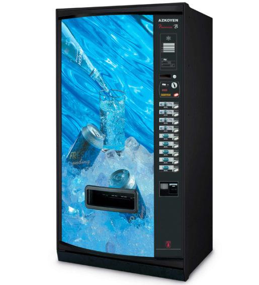 Vending y máquinas expendedoras en Madrid y Segovia - Vending Sierra - Palma B9