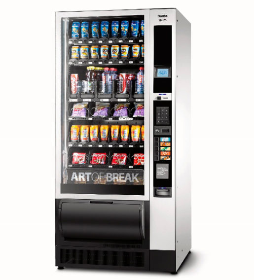 Vending y máquinas expendedoras en Madrid y Segovia - Vending Sierra - Samba
