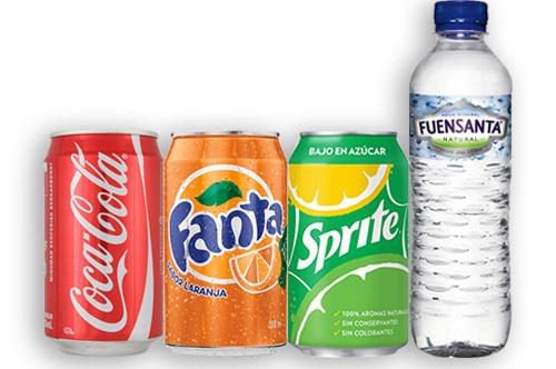 Vending y máquinas expendedoras en Madrid y Segovia - Vending Sierra - Inicio banner que hacemos Bebidas